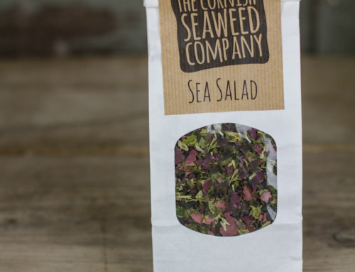 Kombu Salad