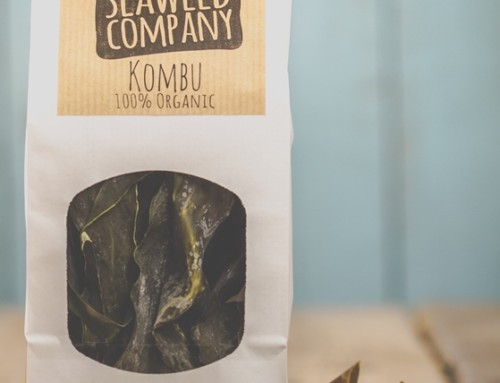 Kombu Wrapped Brie