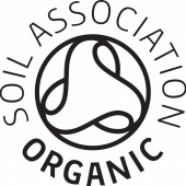 Soil Association Logo black